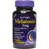Natrol Melatonin 3 mg (120 таб)
