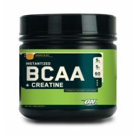 Optimum Nutrition BCAA + Creatine powder (0.74кг)