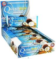 Quest Nutrition Questbar (12шт х 60гр)