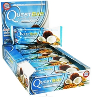 Quest Nutrition Questbar (12шт х 60гр)