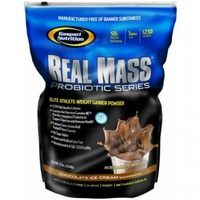 Gaspari Nutrition Real Mass  (2724 гр)